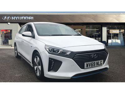 used Hyundai Ioniq 1.6 GDi Plug-in Hybrid Premium 5dr DCT Hatchback