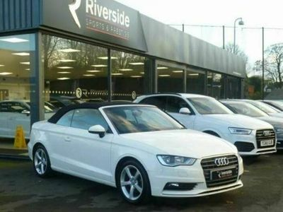 used Audi A3 Cabriolet 1.4 TFSI Sport 2dr