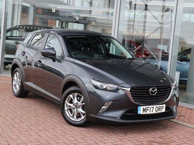 used Mazda CX-3 Hatchback SE-L Nav