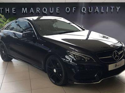 used Mercedes E350 E-ClassAMG Line Edition Premium 2dr 9G-Tronic