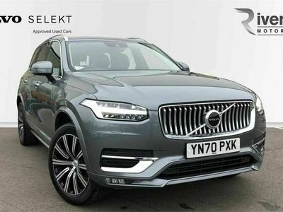 used Volvo XC90 II B5 (Petrol) AWD Inscription Automatic (Delivery Miles and Winter Pack) 2.0 5dr