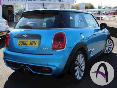 used Mini Cooper S Hatch2.0 3dr Chili Pack