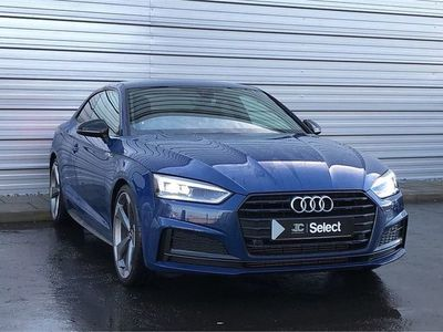 used Audi A5 35 TFSI Black Edition 2dr S Tronic
