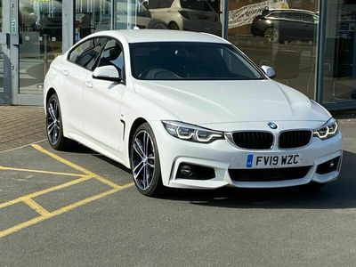 used BMW 435 Gran Coupé 4 Series Gran Coupe 3.0 d M Sport Auto xDrive (s/s) 5dr