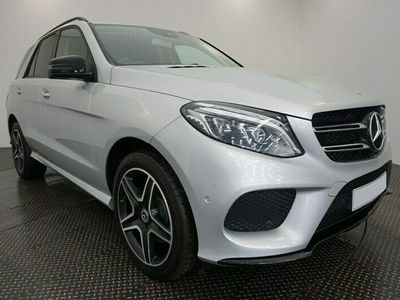 used Mercedes GLE250 GLE-Class 4x4d 4Matic AMG Line 5d 9G-Tronic