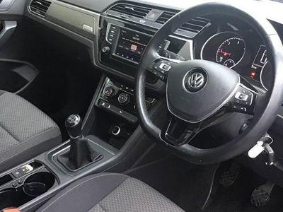 used VW Touran 2016 Durham 1.6 TDI 115 SE Family 5dr