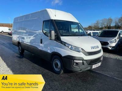 used Iveco Daily 35S14V