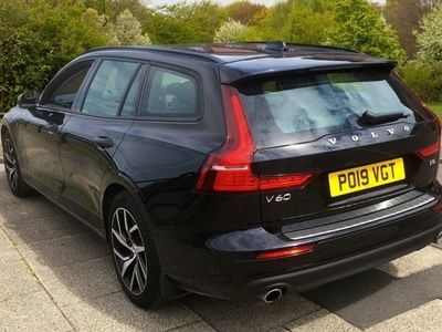 used Volvo V60 2.0 T5 Momentum Pro with Power Estate 2019