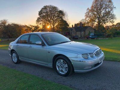 used Rover 75 Saloon 2.0 CDTi Club SE (131ps) 4d Auto