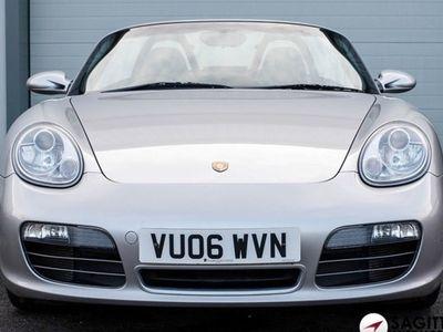 used Porsche Boxster 24V S 2-Door