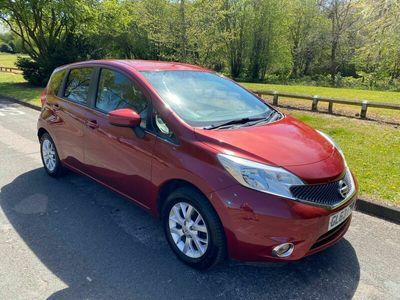 used Nissan Note 1.2 Acenta (Style Pack) 5dr
