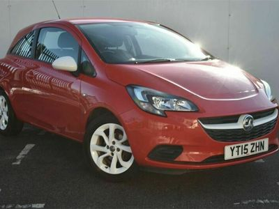 used Vauxhall Corsa 1.2 Sting 3dr