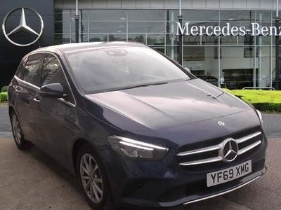 used Mercedes B180 B CLASS 2020 SkiptonSport Executive 5dr
