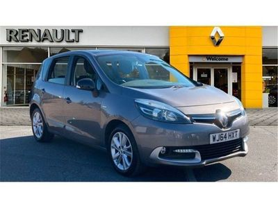 used Renault Scénic 1.5 dCi Limited Energy 5dr [Start Stop]