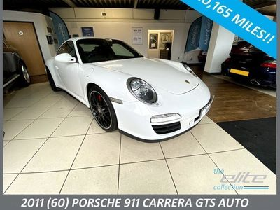 used Porsche 911 Carrera GTS 997-2 PDK 3.8 2dr AUTO ONLY 20,165 MILES