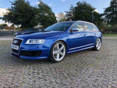 used Audi RS6 Avant 5.0 TFSI V10 Tiptronic 5dr