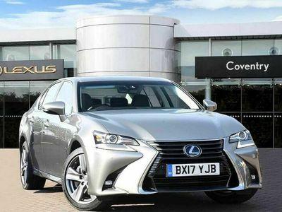 used Lexus GS300h 2.5 Luxury 4dr CVT