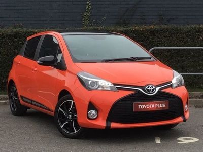 used Toyota Yaris 1.33 Vvt-I Orange Edition 5Dr