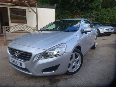 used Volvo S60 1.6 T3 SE Lux 4dr