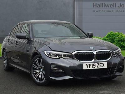 used BMW 320 3 SERIES 2019 Warrington d M Sport Saloon