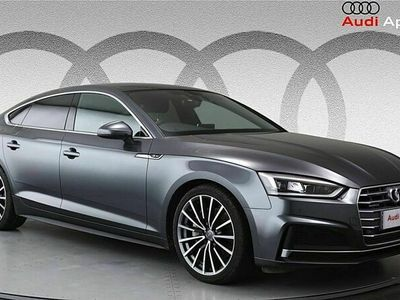 used Audi A5 45 TFSI Quattro S Line 5dr S Tronic 2.0