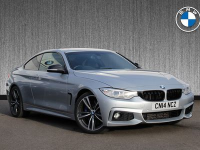 used BMW 428 4 Series i M Sport Coupe