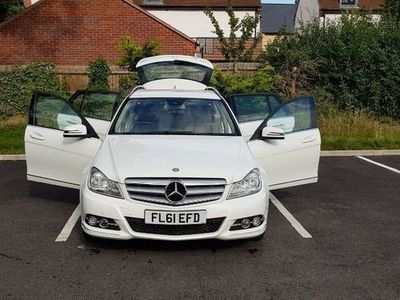 used Mercedes C350 C Class 3.0CDI BlueEFFICIENCY Edition Edition 125 G-Tronic 5dr