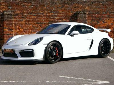 used Porsche Cayman 3.8 981 GT4 (s/s) 2dr