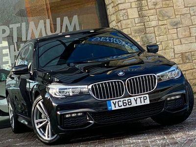 used BMW 740L d XDRIVE M SPORT