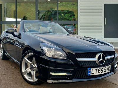used Mercedes SLK200 2.0AMG Sport (s/s) 2dr