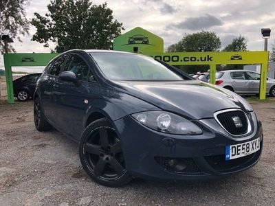 used Seat Leon 2.0L STYLANCE TDI 5d 138 BHP Diesel with MOT! DRIVE AWAY TODAY!