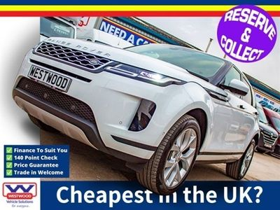 used Land Rover Range Rover evoque 2.0 SE 5DR AUTOMATIC