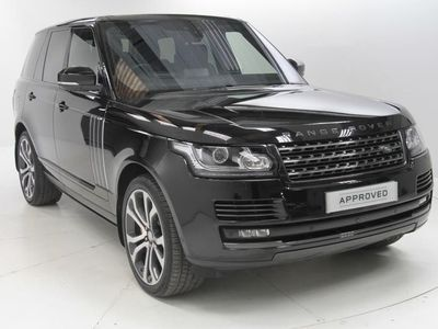 used Land Rover Range Rover 2017 Belfast 5.0 V8 S/C Svautobiography Dynamic 4Dr Auto
