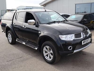 used Mitsubishi L200 2.5 DI-D 4X4 BARBARIAN LB DCB 175 BHP MORE CLEARANCE STOCK ON OUR WEBSITE