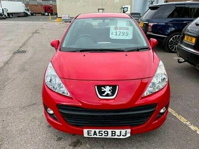 used Peugeot 207 1.4 Verve 3dr Perfect first car