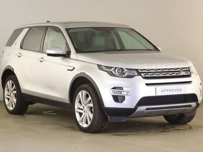 used Land Rover Discovery Sport 2.0 SD4 240 HSE Luxury 5dr Auto Station Wagon 2019