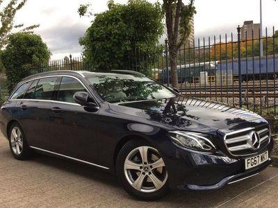 used Mercedes E200 E Class Diesel EstateSE 5dr 9G-Tronic 2.0