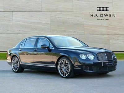 used Bentley Continental Flying Spur SPEED 6.0 4dr