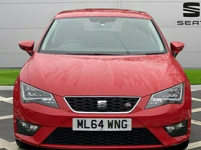 used Seat Leon SC 2.0 TDI FR (Technology Pack) 3d