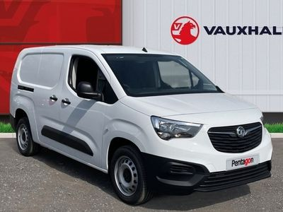 used Vauxhall Combo Life 2300 1.5 100PS TURBO D EDITION L2H1 START/STOP