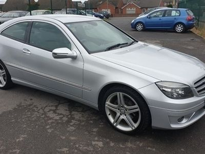 used Mercedes CLC200 CDI SPORT - FULL MOT - DIESEL - AUTOMATIC - ANY PX