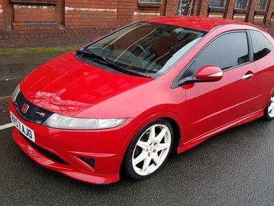 used Honda Civic 2.0 i-VTEC Type R 3dr