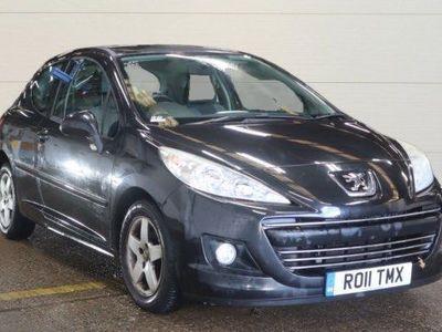 used Peugeot 207 1.4 VTi Envy 3dr
