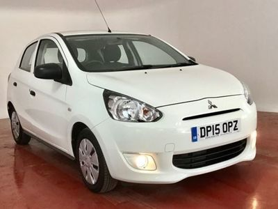used Mitsubishi Mirage 1.0 5dr [HOLDCROFT HAND PICKED USED CARS]