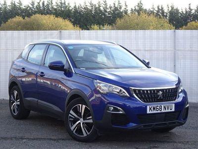 used Peugeot 3008 1.2 PURETECH ACTIVE 5DR suv estate