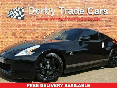 used Nissan 370Z 3.7 V6 GT EDITION 3d 328 BHP
