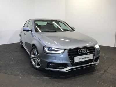 used Audi A4 Saloon S line 2.0 TDI 150 PS 6 speed Saloon diesel saloon
