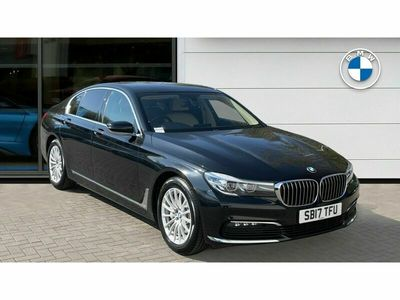 used BMW 730 7 Series d 4dr Auto