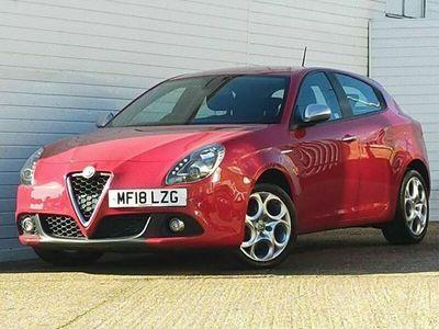 used Alfa Romeo Giulietta 2.0 JTDM-2 SUPER 5d 150 BHP