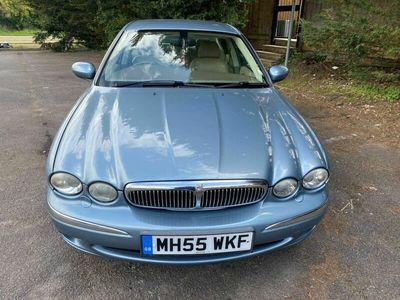 used Jaguar X-type 2.5 V6 SE (AWD) 4dr